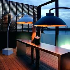 hanging patio heater. Small Outdoor Patio Heater Modern Electric Infrared Hanging H