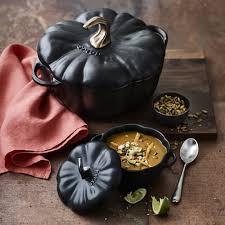 staub cast iron pumpkin. Exellent Iron Staub CastIron Pumpkin Cocotte For Cast Iron S