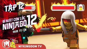game ninjago quyet dau