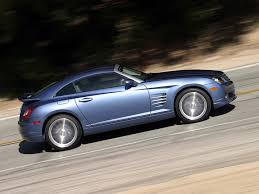 CHRYSLER Crossfire SRT6 specs - 2004, 2005, 2006 - autoevolution