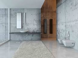Beton Im Bad I Modernes Gestaltungselement Badezimmercom