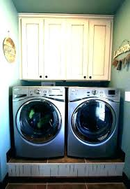 laundry counter counter over washer and dryer washer laundry room over washer dryer washer counter over