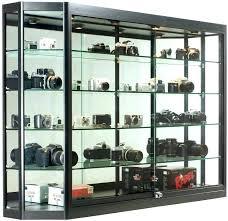 lockable display cabinet wall lockable display cabinets australia