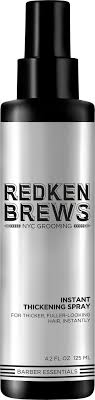 <b>Redken</b> Brews Thickening Spray <b>Спрей</b> для укладки волос ...