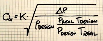Propane Volume Temperature Correction Chart Formula How Flow Compensation Pressure Temperature Works