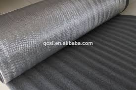 Waterproof Insulation Black Polyethylene Foam Laminate Flooring Underlayment