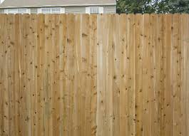 1 x 4 privacy fence style