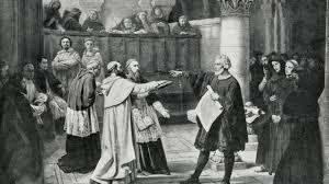 """Quién fue Giordano Bruno, el místico """"visionario"""" quemado en la hoguera  hace 418 años - BBC News Mundo"""