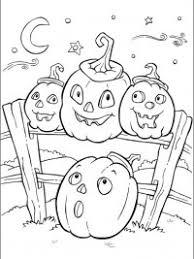 35 Halloween Kleurplaten En Horror Kleurplaten Topkleurplaatnl
