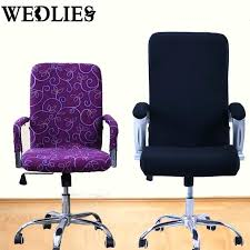 office chair covers s m l spandex office chair covers slipcover armrest cover computer seat cover stool diy