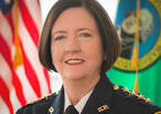 Police Chief Kathleen O'Toole