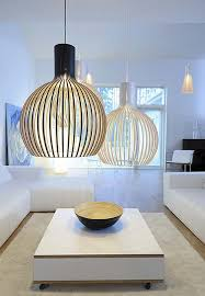 contemporary pendant living room lights