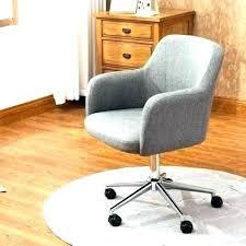 mid century desk chair. Mid Century Office Chair Rolling Desk Grey