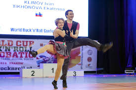 Futur de l lite russe Ekaterina la fille de Poutine danseuse.