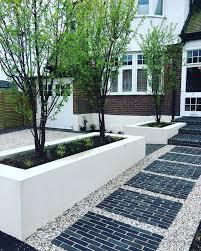 highgate front garden design urban