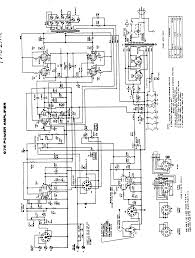 pro audio equipment motiograph pa and ma 7505a amplifier manual schematic muzak 975 amplifier schematic