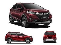 Honda Wr V Boot Space Capacity Liters Autoportal Com