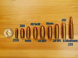Handgun Calibers Definitive Guide Videos Reloading