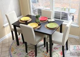 Dining Room Classy Small Dining Room Decoration With Rectangular Small Dining Room Ideas