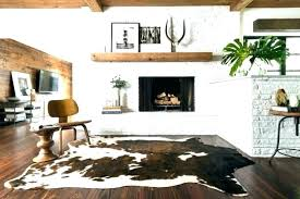 cow skin rug faux animal skin rugs faux cow skin rug amazing faux cowhide rug in