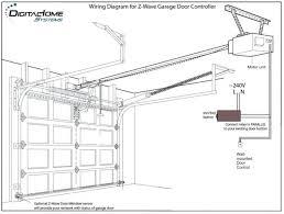 garage door floor plan symbol garage door opener wiring diagram likewise genie garage door