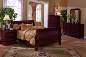 Stunning cherry wood bedroom furniture
