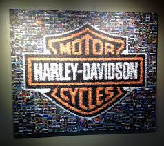 Harley Davidson Party Decorations Retro Motorcycle Girl My Trip To Harley Davidson Summer Camp