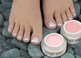 Astra Nails Modelované Nechty Na Nohách Pedikúra