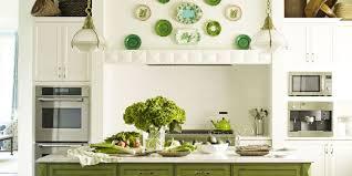 Green And White Kitchen Green Kitchens Ideas For Green Kitchen Design