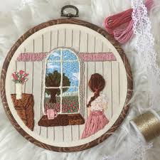 Embroidery Design Links Top Scoring Links Embroidery Embroidery Hoop Art