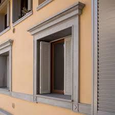 Lamellen Fensterladen Aluminium Für Fenster Holzoptik Parma