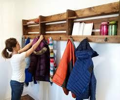 Creative Ideas For Coat Racks CoolandCreativeDIYCoatRackIdeas100jpg 100×10001 pixels hallway 34