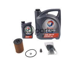 Jetta TDI Golf TDI Passat TDI 2015 Oil Change Kit 507.00 - 03N115562 ...