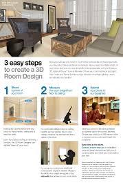 3d Room Designer App Crate And Barrel