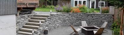 Backyard Retaining Wall Designs Beauteous A J Retaining Walls Brier WA US 48
