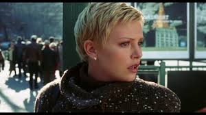 Charlize Theron Short Hair Style charlize theron the astronauts wife 1999 charlize theron 2262 by wearticles.com
