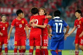 """""""泰国足球联赛:亚运会预选赛阶段仅积分榜第三的中国代表队""""的图片搜索结果"""