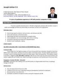 hr generalist resume objective hr executive resume example resume writing resume hr generalist resume examples