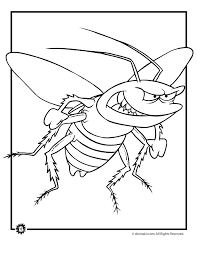 Small Picture Bugs Coloring Pages Woo Jr Kids Activities
