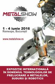 Revista Metal Show 2016 Expozitie Industriala