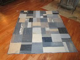 36 Denim or Jean Quilt Patterns | Guide Patterns & Free Denim Quilt Pattern Adamdwight.com