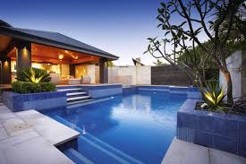 Backyard Design With Pool Interesting Inspiration Ideas