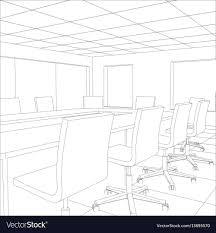 Office meeting redrobot3d Modern Dbcloud Office Meeting Room Office Meeting Room Interior Room Tracing Vector Image Batteryuscom Dbcloud Office Meeting Room Office Conference Room Chairs Best Of