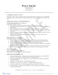 Loan Processor Jobription Template Templates Formidable Resume