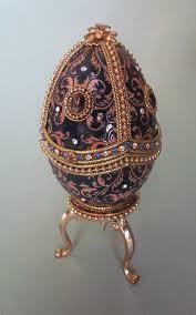 Kingspoint Designs Trinket Box Amazon Com Enameled Hand Painted Faberge Egg Style