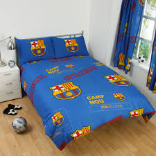 football team single double duvet cover sets nal man u on d mattress football team bedding
