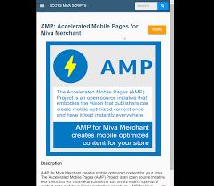 Miva Merchant Web Design Introducing Amp For Miva Merchant