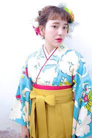 ショートヘアでもok着物や袴におすすめな短めヘアのアレンジ大特集