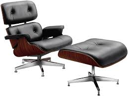 charles eames chair. Charles Eames Chair Style Leather Lounge