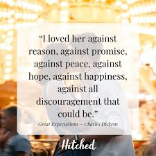 35 Of The Most Romantic Quotes From Literature Hitchedcouk